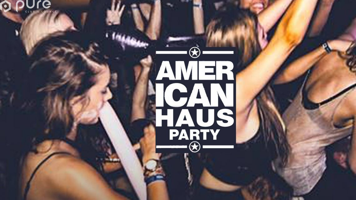 American Hausparty - From the USA to Schweinurt