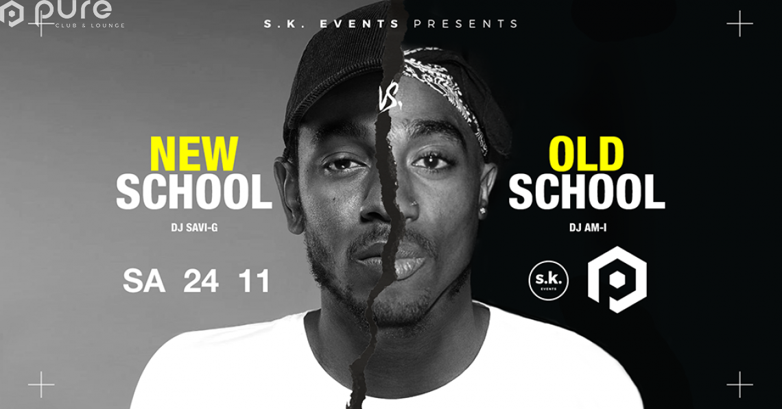 New School Vs Old School
