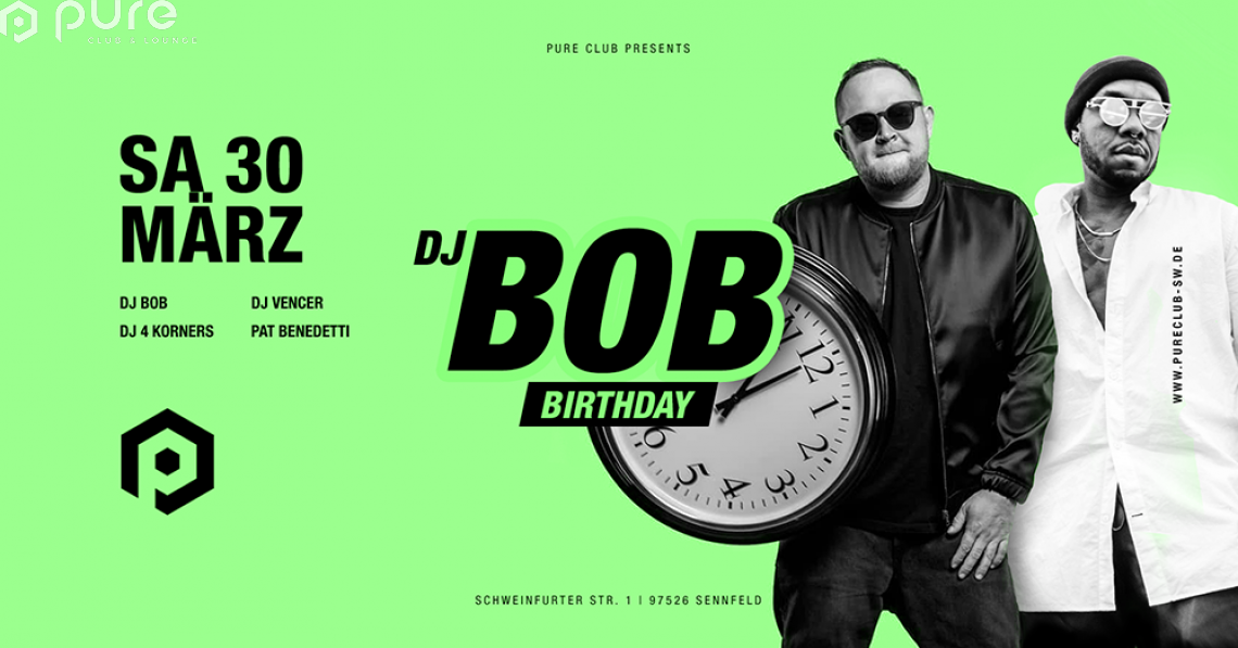 DJ BOB Birthday Party feat. 4Korners (Toronto Raptors NBA DJ )