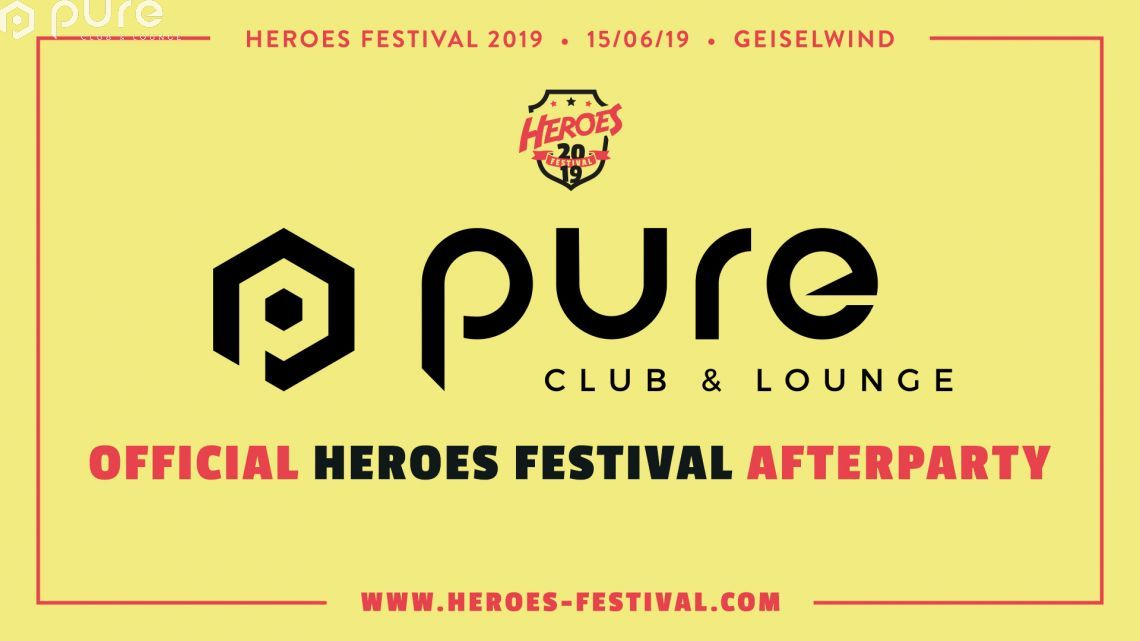 Official Heroes Festival Afterparty