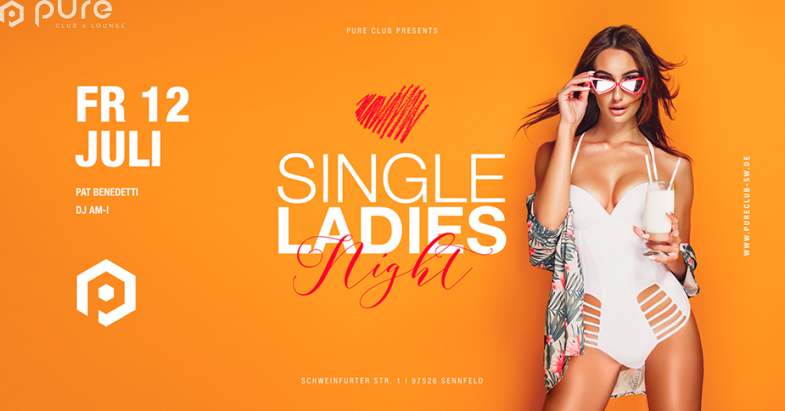 Single Ladies Night / Nacht der Rosen