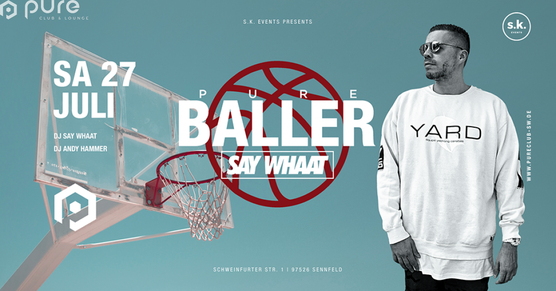 Pure Baller feat. SAY WHAAT
