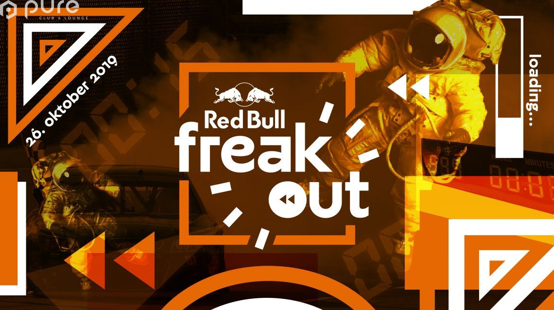 Red Bull Freak Out