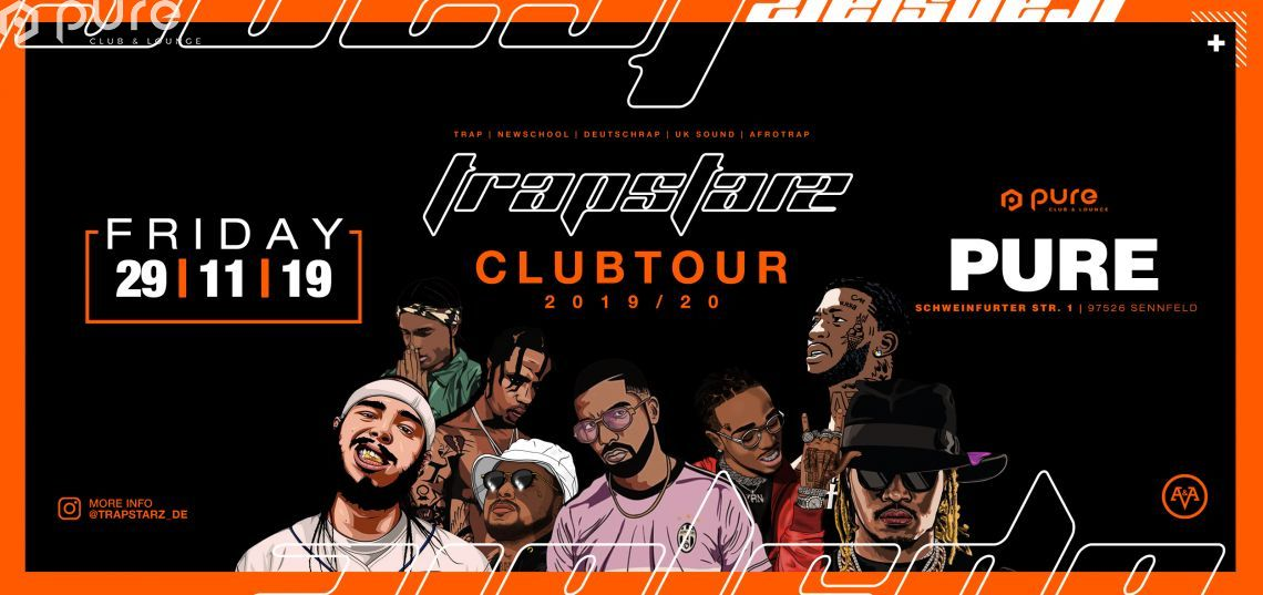 Trapstarz - The Clubtour