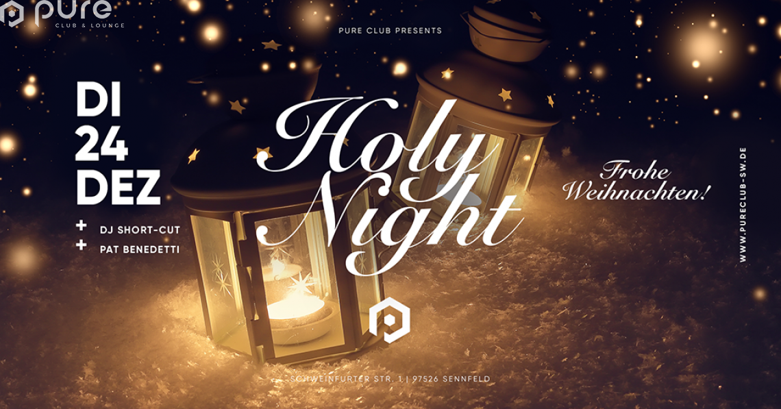 Holy Night - Die Weihnachtsparty