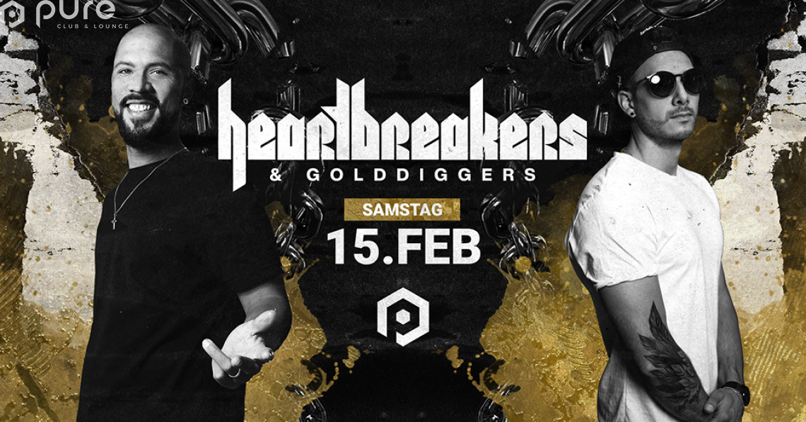 Heartbreakers & Golddiggers by DJ ENJOEY & Friends