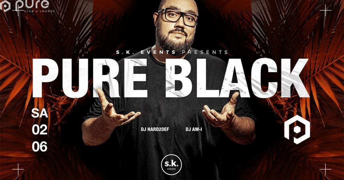 Pure Black feat. DJ Hard2Def