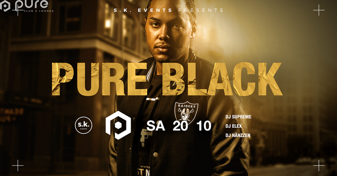 Pure Black feat. DJ Supreme